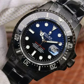 Rolex Sea-Dweller 43mm New 126600 PVD Noob工場最新版V9
