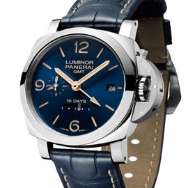 sale retailer 4abe5 0e3e9 PANERAI パネライルミノール1950 10デイズ GMT PAM00689 ...